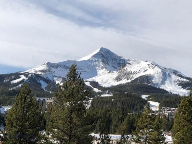 21 Black Eagle Lodge Condo #12, Big Sky, MT 59716 (MLS #330992) :: Hart Real Estate Solutions