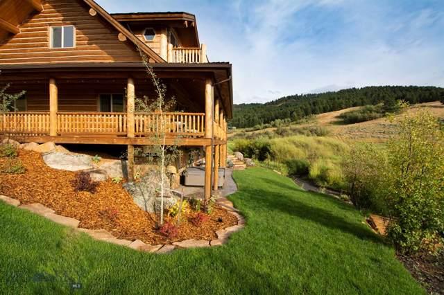 29 Elk Ridge Road, Livingston, MT 59047 (MLS #331125) :: Black Diamond Montana