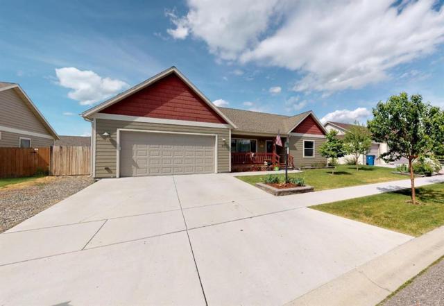 87 Ridgeline Lane, Bozeman, MT 59718 (MLS #334158) :: Black Diamond Montana