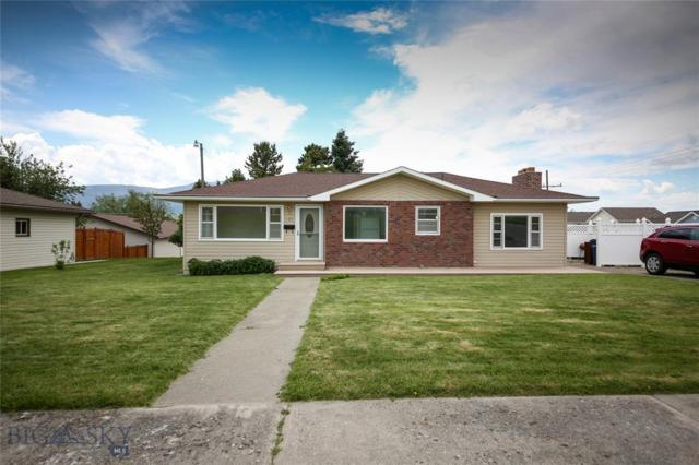 729 N 2nd, Livingston, MT 59047 (MLS #334458) :: Black Diamond Montana