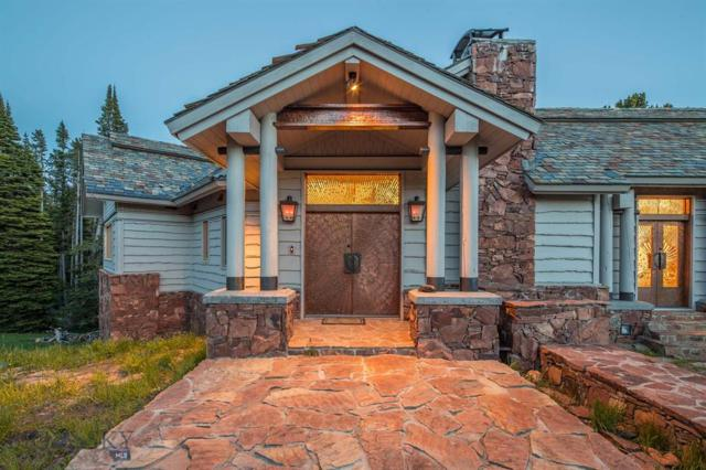70 Upper Beehive Loop, Big Sky, MT 59716 (MLS #334469) :: Hart Real Estate Solutions