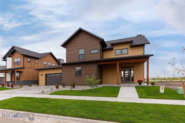 1199 Ryun Sun, Bozeman, MT 59718 (MLS #337921) :: Hart Real Estate Solutions