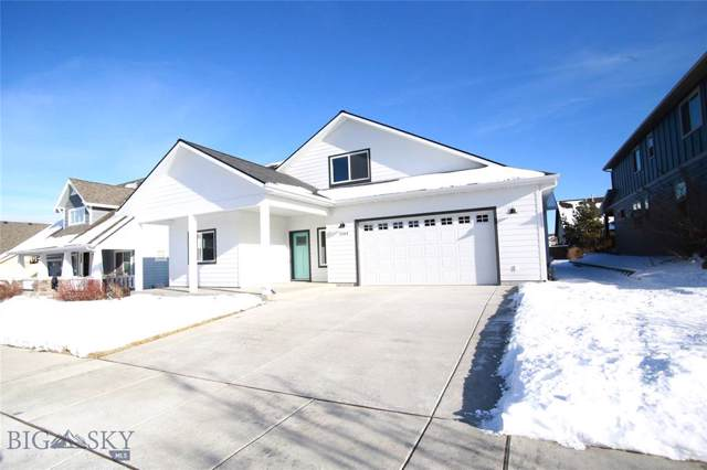3184 Summerset Drive, Bozeman, MT 59715 (MLS #338092) :: Hart Real Estate Solutions