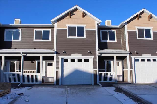 1265 Baxter Creek Way C, Bozeman, MT 59718 (MLS #338328) :: Hart Real Estate Solutions