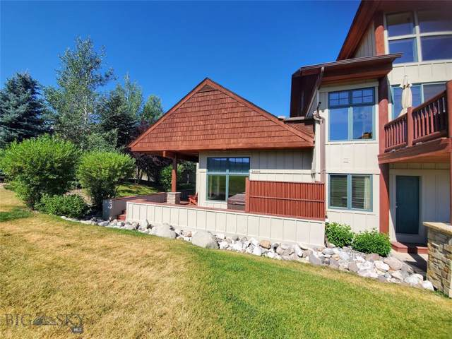 612 Curley Bear Unit 612, Big Sky, MT 59716 (MLS #338452) :: Hart Real Estate Solutions