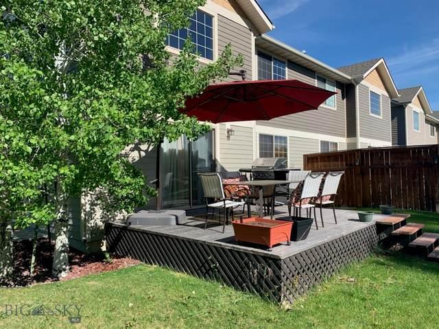 44 Prairie Grass Court A, Bozeman, MT 59718 (MLS #341911) :: Hart Real Estate Solutions