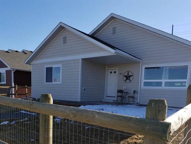 725 N 10th, Livingston, MT 59047 (MLS #341998) :: Hart Real Estate Solutions
