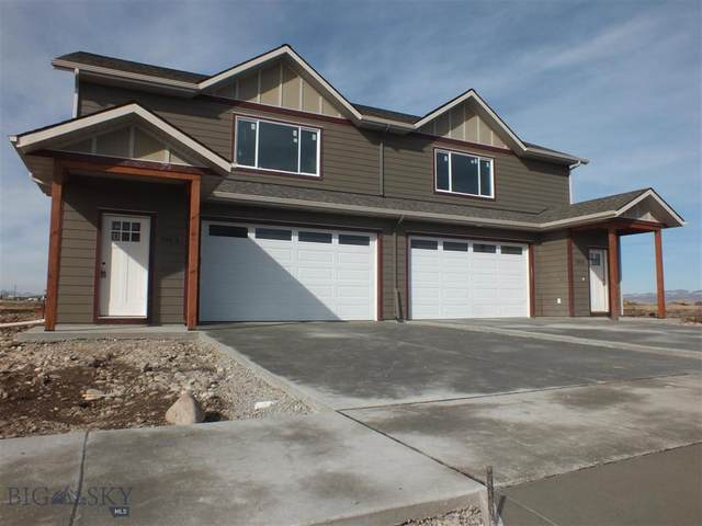 709 Half Pipe Unit A, Belgrade, MT 59714 (MLS #342061) :: Hart Real Estate Solutions