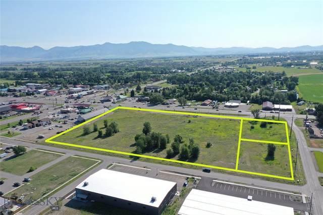 TBD Graves Trail, Bozeman, MT 59718 (MLS #342275) :: Black Diamond Montana