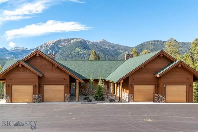 70 Coniferous Court, Big Sky, MT 59716 (MLS #342512) :: Montana Life Real Estate