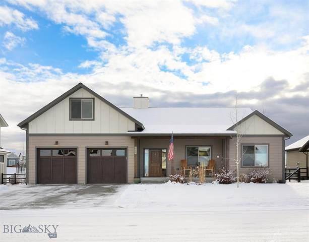 224 Arrow Trail, Bozeman, MT 59718 (MLS #342603) :: Hart Real Estate Solutions