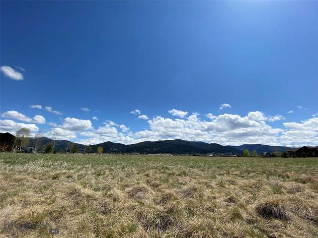 Lot #30 Hyalite View Drive, Bozeman, MT 59715 (MLS #342742) :: Black Diamond Montana