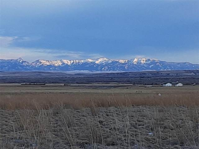 Lot  32 Colter's Run Sub, Three Forks, MT 59752 (MLS #344018) :: Hart Real Estate Solutions