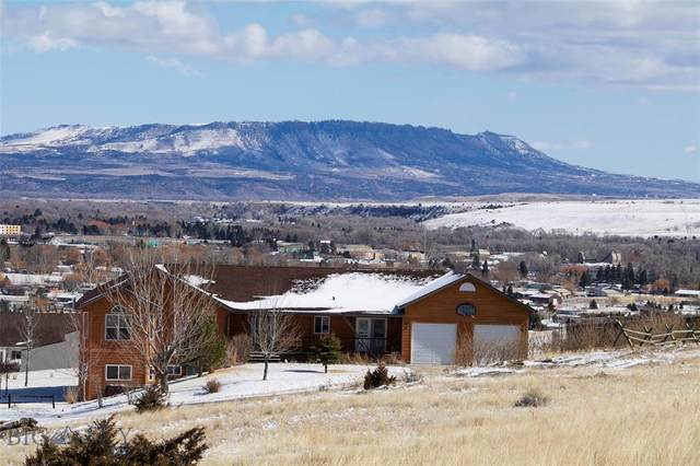 160 Wineglass Road, Livingston, MT 59047 (MLS #344295) :: Hart Real Estate Solutions