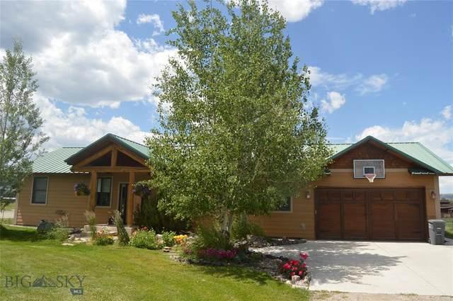 405 Garnet Mountain Way, Bozeman, MT 59715 (MLS #344323) :: Black Diamond Montana