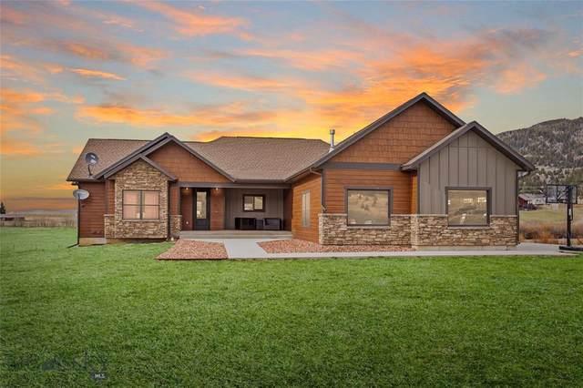 411 Trail Creek, Butte, MT 59701 (MLS #344463) :: Black Diamond Montana