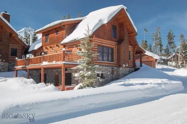 1A Red Cloud Loop, Big Sky, MT 59716 (MLS #344784) :: Hart Real Estate Solutions