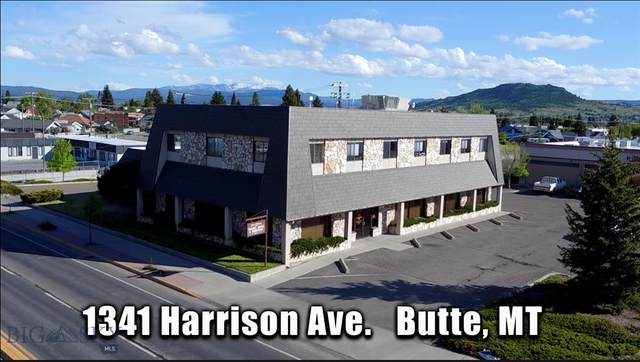 1341 Harrison, Butte, MT 59701 (MLS #345950) :: L&K Real Estate