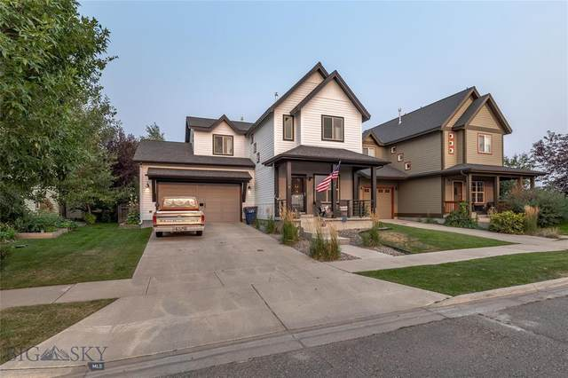 26 Stafford Avenue, Bozeman, MT 59718 (MLS #349561) :: Black Diamond Montana