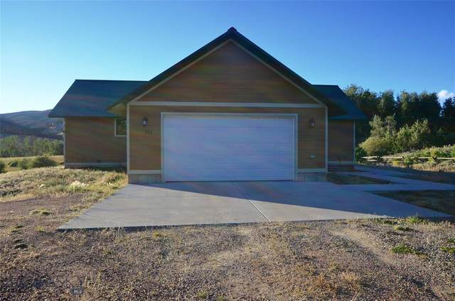 221 Sawtooth Road, Polaris, MT 59746 (MLS #349857) :: Hart Real Estate Solutions