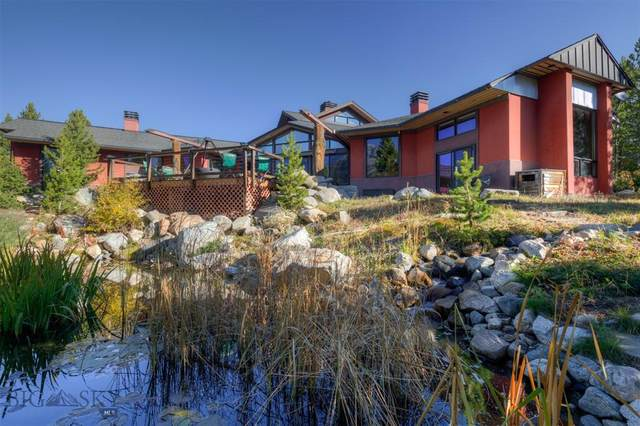14 Swift Bear, Big Sky, MT 59716 (MLS #350123) :: Montana Life Real Estate