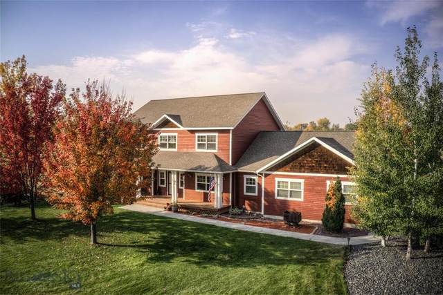 439 Buckskin Road, Belgrade, MT 59714 (MLS #350232) :: Montana Life Real Estate
