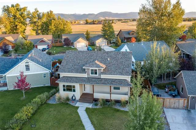 96 Aspenwood Drive, Bozeman, MT 59718 (MLS #350523) :: Montana Life Real Estate