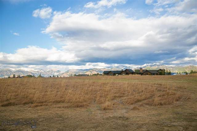 TBD Defender Lane, Bozeman, MT 59718 (MLS #350695) :: Montana Life Real Estate