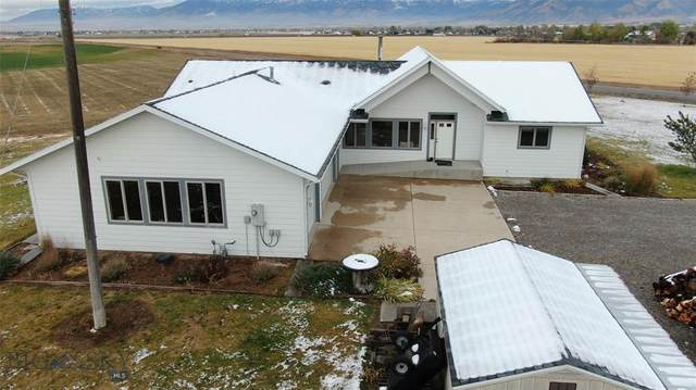 651 Harper Puckett Road, Bozeman, MT 59718 (MLS #350996) :: L&K Real Estate