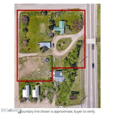 81451 Gallatin Road, Bozeman, MT 59715 (MLS #352440) :: Black Diamond Montana