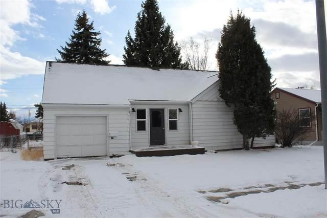 2116 Grand Avenue, Butte, MT 59701 (MLS #352581) :: Montana Home Team