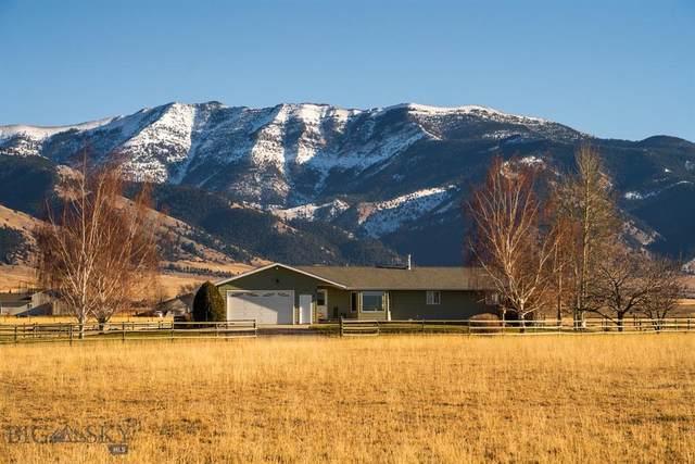 4580 Ballantyne Lane, Bozeman, MT 59714 (MLS #352611) :: Montana Home Team