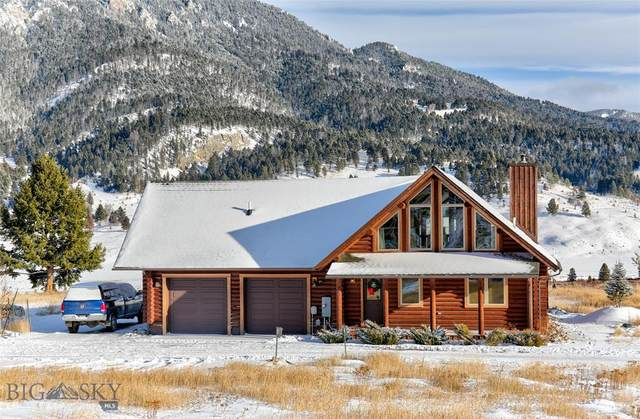 315 Riverview Lane, Big Sky, MT 59730 (MLS #352940) :: L&K Real Estate