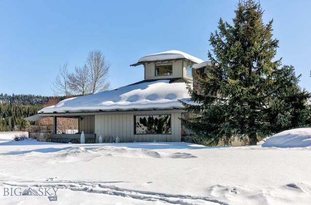 1910 Yellowtail Road, Big Sky, MT 59716 (MLS #355610) :: Hart Real Estate Solutions