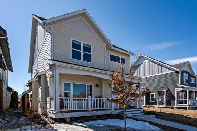 3528 W Broadwater Street, Bozeman, MT 59718 (MLS #355782) :: L&K Real Estate