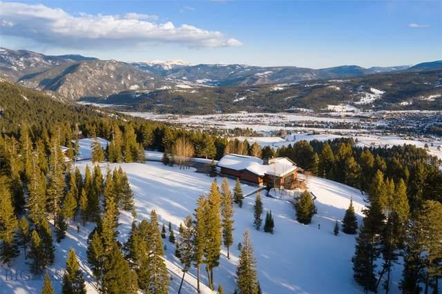 2100 North Fork Road, Big Sky, MT 59716 (MLS #355935) :: Hart Real Estate Solutions