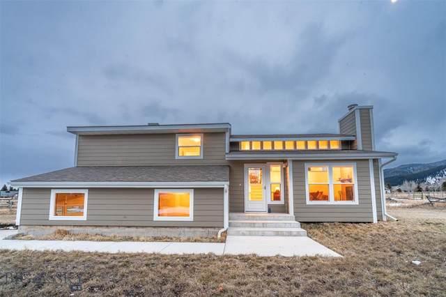 66 N Chickadee Way, Bozeman, MT 59718 (MLS #356143) :: Montana Home Team