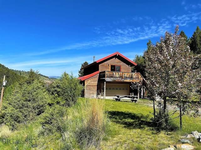 637 Mill Creek Road, Livingston, MT 59047 (MLS #356643) :: Black Diamond Montana