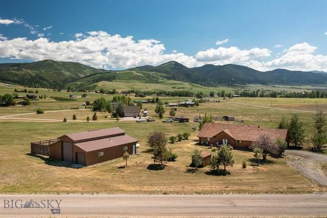 110 Moose Crossing, Gallatin Gateway, MT 59730 (MLS #356938) :: Montana Mountain Home, LLC