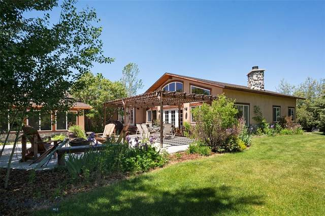 5520 Sourdough Road, Bozeman, MT 59715 (MLS #356962) :: Berkshire Hathaway HomeServices Montana Properties