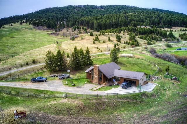 10 Lake Drive E, Livingston, MT 59047 (MLS #357219) :: Hart Real Estate Solutions
