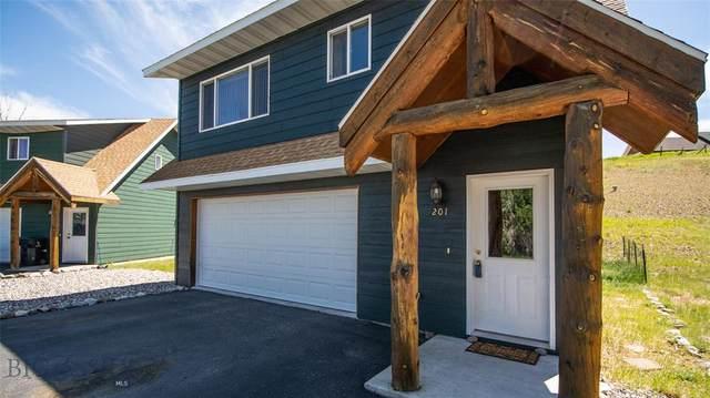 201 Gravel Hollow Drive, Bozeman, MT 59718 (MLS #357934) :: Black Diamond Montana