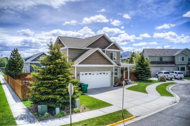 3036 Ritter Drive, Bozeman, MT 59715 (MLS #357968) :: Carr Montana Real Estate