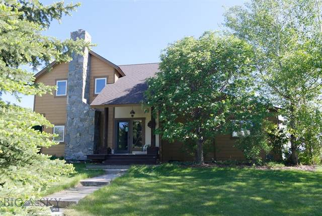 3160 Tumbleweed Drive, Bozeman, MT 59715 (MLS #359545) :: Montana Life Real Estate
