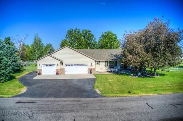 612 Candlelight Drive, Bozeman, MT 59718 (MLS #359557) :: Berkshire Hathaway HomeServices Montana Properties