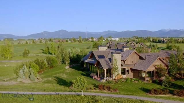 26 Ballindaloch Place, Bozeman, MT 59718 (MLS #359832) :: Montana Life Real Estate