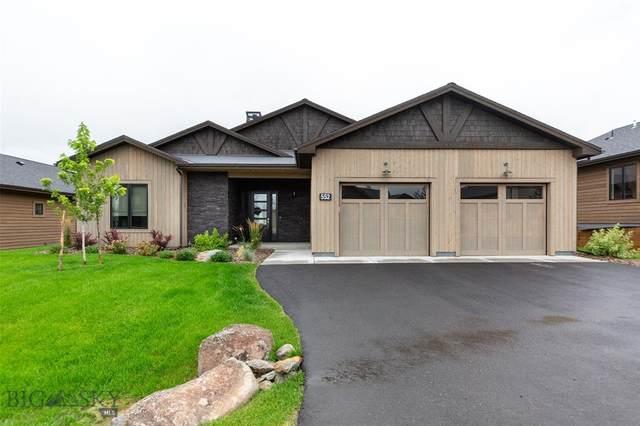 552 Black Bull Trail, Bozeman, MT 59718 (MLS #360669) :: Montana Life Real Estate