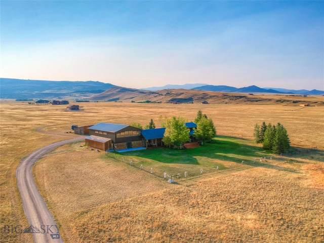 121 V Timber Lane, Ennis, MT 59729 (MLS #360692) :: Berkshire Hathaway HomeServices Montana Properties