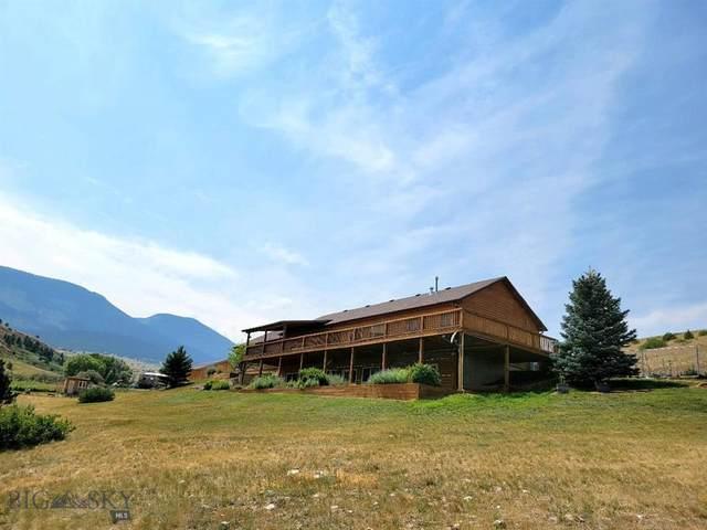 260 Wineglass Road, Livingston, MT 59047 (MLS #360803) :: Berkshire Hathaway HomeServices Montana Properties