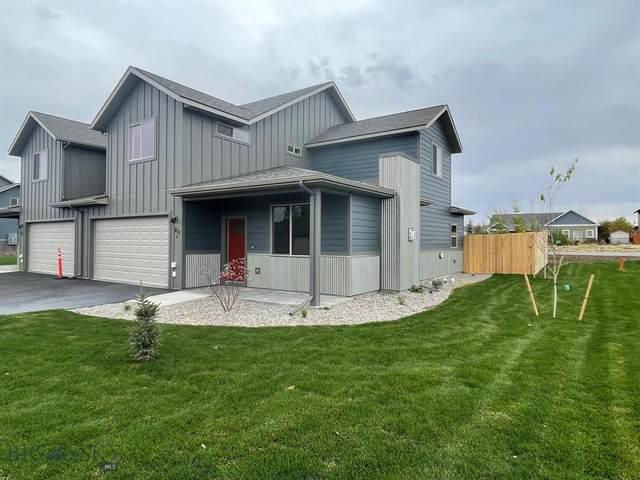 811 A Milky Way Drive, Bozeman, MT 59718 (MLS #360883) :: Montana Mountain Home, LLC